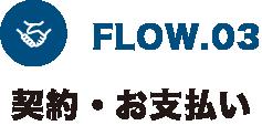 FLOW03:契約・お支払い